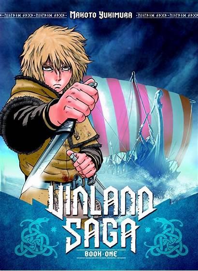 Saga Vinland Manga