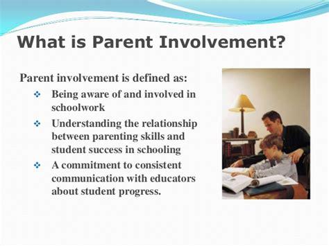 preschool benefits research dissertation on parental involvement 955