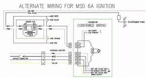 31 Msd 6al Hei Wiring Diagram