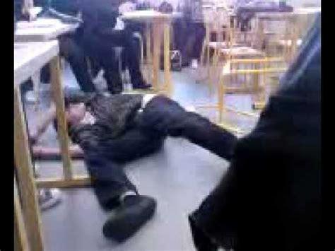 abdos sur une chaise il se casse la gueule en cours n 176 1