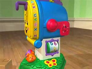 fisher price learning letters mailbox youtube With fisher price learning letters mailbox