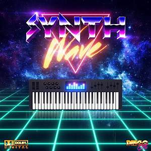 80s, Synth, Wave, On, Behance