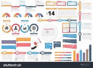 Infographic Elementstimeline Process Charts Workflow