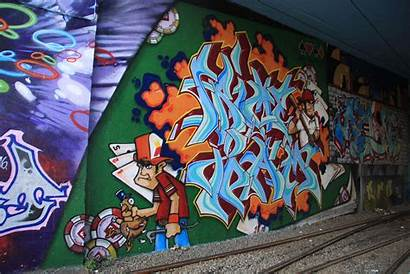 Graffiti Wall Wallpapers Brusselspictures 4k Artistic Ultra
