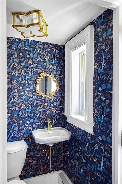 Powder Hgtv Lauren Animal Rubin Architecture Bathroom