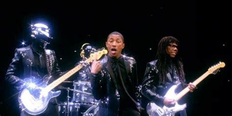 """Daft Punk divulga clipe de """"Lose Yourself To Dance ..."""