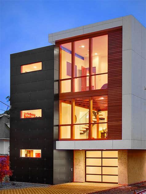 interior exterior plan large exterior plan  modern homes  mix colors