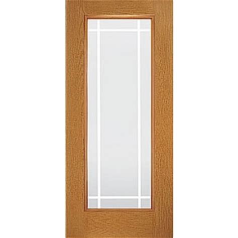 therma tru fc198 oak collection patio door at carter