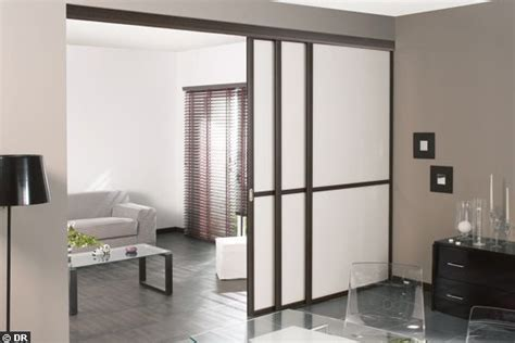porte interieure grande largeur des photos de portes coulissantes pour gagner de la place c 244 t 233 maison
