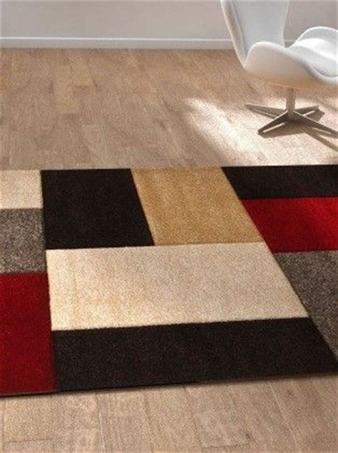 tapis contemporain pablo maclou deco brico saints
