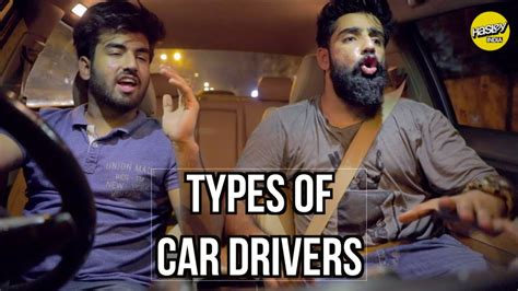 Types Of Car Drivers We All Know