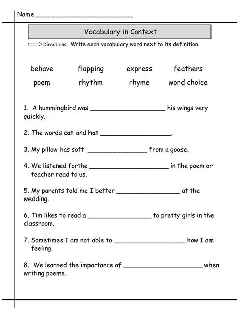 language worksheets english grade 1 4 english worksheets