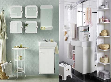 cuartos de baño modernos iluminacion armarios ikea