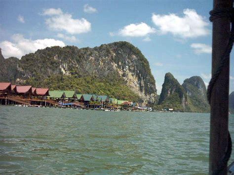 Century Boats Of Ta Bay by Phang Nga Thailand