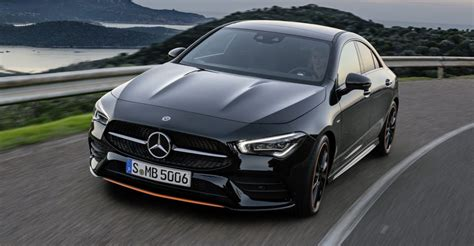 2019 Mercedes-benz Cla Revealed