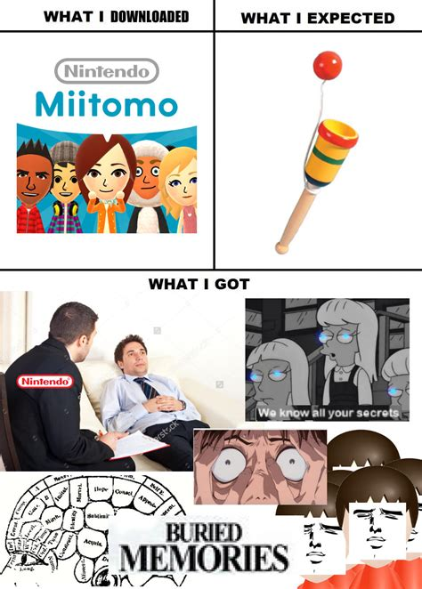 Miitomo Memes - it s beautiful miitomo know your meme