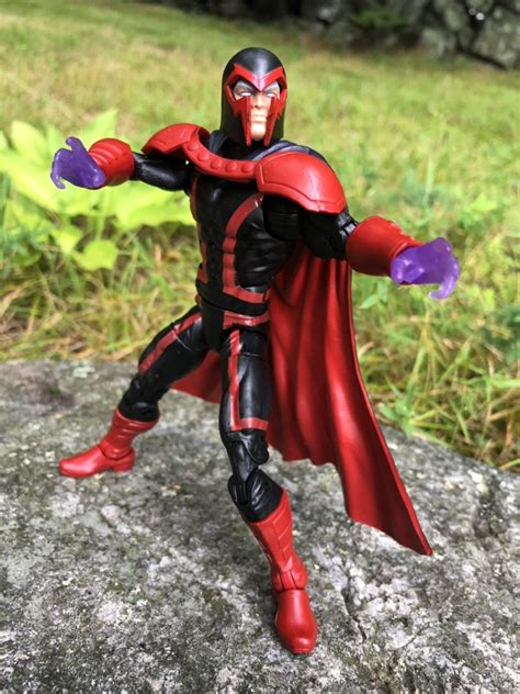 review marvel legends magneto  men apocalypse series