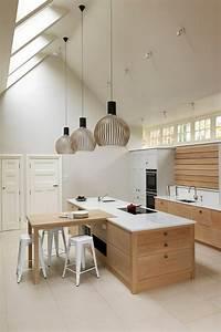 Luminaire Cuisine : luminaire cuisine plus de confort dans espace 24 id es ~ Melissatoandfro.com Idées de Décoration