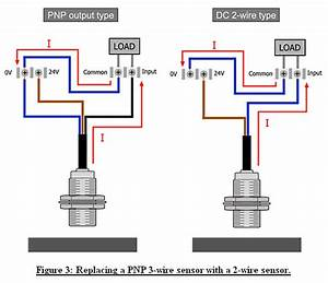 Analog - 2 Wire Dc Inductive Proximity Switch