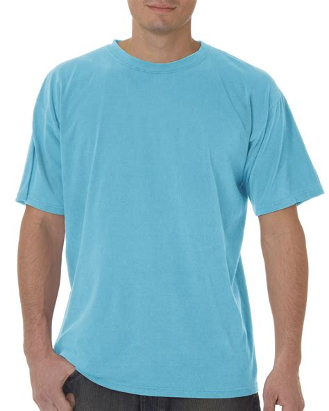 comfort color shirts comfort colors c5500 5 4 oz ringspun garment dyed t