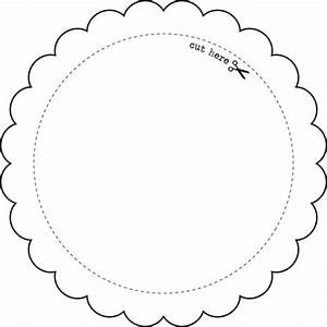 templates printables collection express yourself diy With circle gift tag template