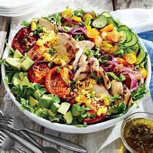 Idée Recette Saine : 1001 id es de salade compos e originale saine et ~ Nature-et-papiers.com Idées de Décoration