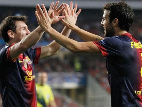 Barcelona 7 - 0 Celtic