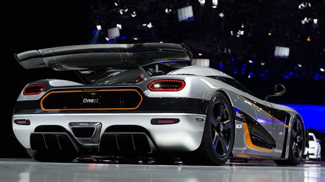 Koenigsegg One Wallpapers