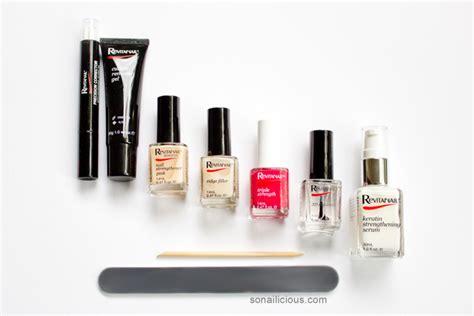 Revitanail Nail Care Products