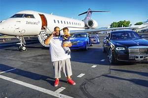 DJ Khaled Flies on Plane For The First Time in 10 Years ...