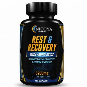 Rest  U0026 Recovery Advanced Sports Nutrition Vitamin Supplement