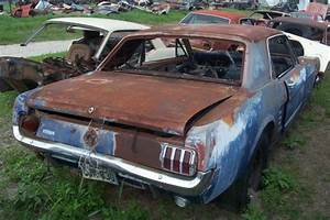 What Is A Murphy Bed: 1966 Mustang Parts