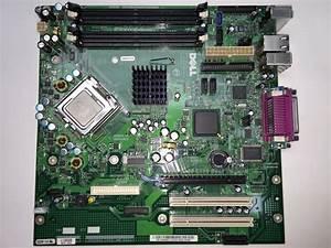 Dell Optiplex Gx620 Tower Motherboard Lga 775  Socket F8098 X9682 0hh807 Tested  5704327907503