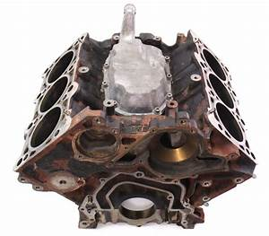 Bare Engine Cylinder Block 00