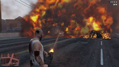 Car Explosion Wallpaper by Nuke Bomb Mod Better Car Explosion No More Shaking