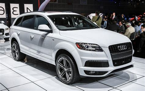 2014 Audi Q7  Information And Photos Zombiedrive