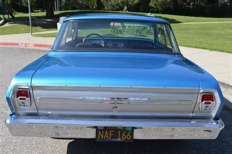1964 Chevrolet Nova Beautiful Build Fast & Gorgeous Custom