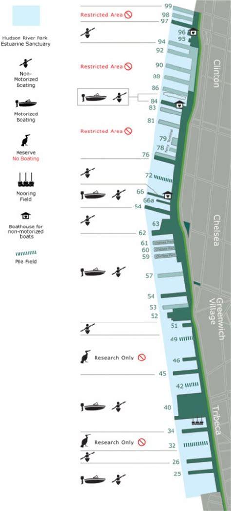 water map hudson river park