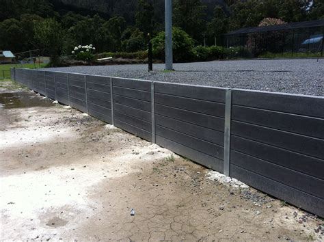 Retaining Wall Products by Retaining Wall Products Concrete Sleepers Smooth