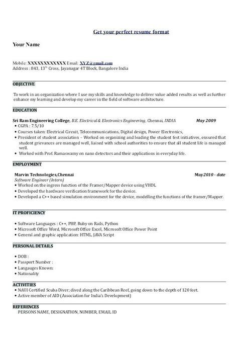 resume titles resume title exle alternative resume