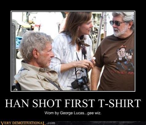 Han Shot First Meme - 301 moved permanently