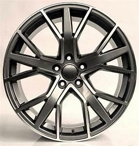 Jantes Alu Audi A4 : jantes alu rs6 performance poligun pour audi a4 b9 allroad 2016 moins ch res chez auto look perfect ~ Melissatoandfro.com Idées de Décoration