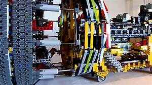 TBM Tunnelbohrmaschine (Legomodell) - YouTube