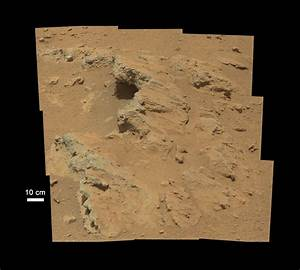 Nasas Curiosity Finds Ancient Streambed First Evidence Of ...