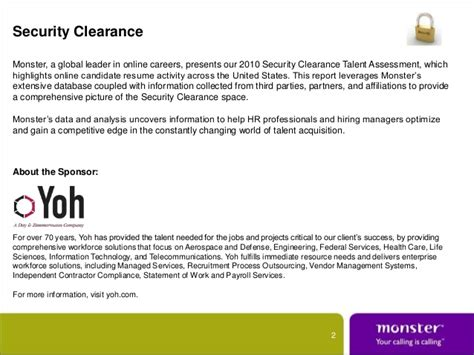 Expired Security Clearance On Resume by Active Secret Clearance Resume