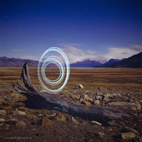 light painting and landscape photography the racetrack playa