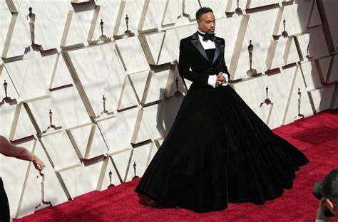 Billy Porter Journey Red Carpet Style Icon