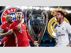 FC BAYERN MÜNCHEN vs REAL MADRID 12 Champions League