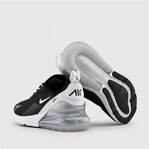 Converse Infant Size Chart Nike Women 39 S Air Max 270 Black Pure Platinum White