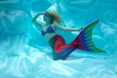 Mermaid Camp Underwater